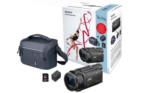 Die Sony FDR-AX53 - Unser exklusives Angebot